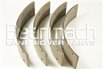 Brake Shoe Lining for Land Rover Series LWB 109' - For Rear Brake Shoes