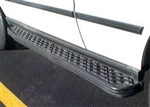 Discovery 1 Side Steps With Rubber Top In Chevron Tread - OEM Style - Comes as a Pair