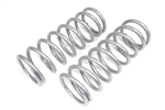 "Terrafirma Front Coil Springs - For Sporty Appearance - 1"" Lowered - For Land Rover Defender 90 / 110 / 130"