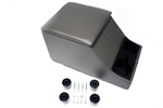 Cubby Box by Terrafirma - Grey Base With Grey Top - Can Also Be Fitted For Series, Defender