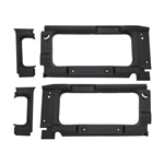 Def 90 Window Surround trim Set (BLACK)