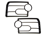 Front Lamp Guards - Oem Equipment - For Discovery 3