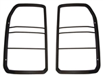 Rear Lamp Guards - For Discovery 3, Genuine Land Rover Option Available