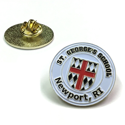 Brass Lapel Pin