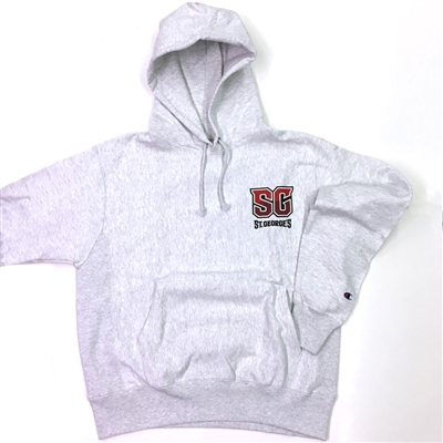 Champion Hooded Sweatshirt - SG Logo