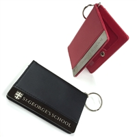 ID Holder with Key Ring