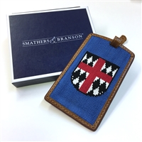 Smathers & Branson Custom Luggage Tag