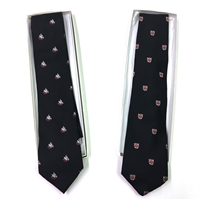 Classic School Tie - St. George or Shield Logo