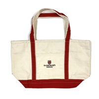 Canvas Tote Bag with School Logo