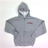 Champion Youth Full-Zip Sweatshirt