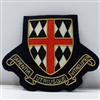 Shield Blazer Patch