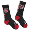 Deluxe Crew Sock (Shield)