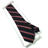 School Tie with Stripes