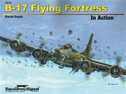 B-17 Flying Fortress in Action by Doyle (new book)