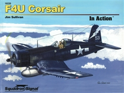 F4U Corsair in Action by Jim Sullivan (new book)