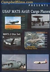 USAF MATS Airlift Cargo Planes DVD