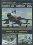 Republic F-105 Thunderchief Development DVD