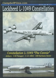 Lockheed L-1049 C-69 C-121 Constellation DVD
