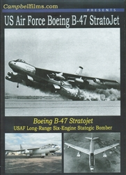 US Air Force Boeing B-47 Stratojet DVD