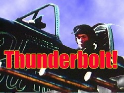 P-47 Thunderbolts Go To War WWII DVD