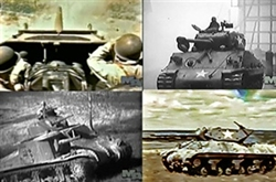 Armored Attack! US Tanks in Action in WWII DVD