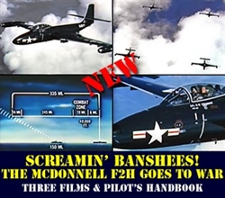 Screamin' Banshees: The McDonnell F2H Goes to War DVD