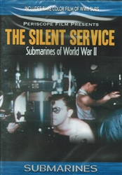 Silent Service in WWII Submarines DVD