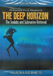 The Deep Horizon Sealab I + II DVD