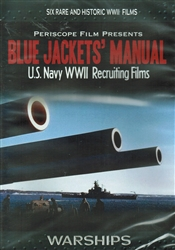 Blue Jackets Manual - WWII US Navy Recruiting Films DVD