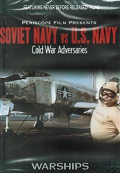 Soviet Navy vs. U.S. Navy Cold War Warships DVD