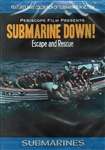 Submarine Down U.S. Navy Rescue Diving Bells DVD