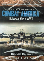 Combat America - WWII B-17 - Hollywood Stars in WWII DVD