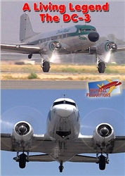 A Living Legend, The DC-3 DVD