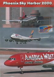 Phoenix Sky Harbor Airport 2000 Airliner