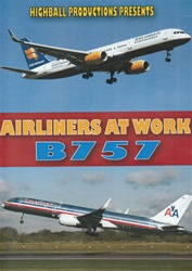 Boeing B757 Airliners at Work DVD