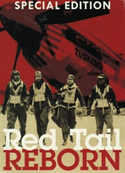 Red Tail Reborn Special Edition P-51 Mustang DVD