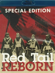 Red Tail Reborn Special Edition P-51 Blu-ray