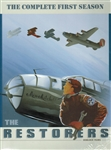 The Restorers Season 1 - Aircraft Restoration - 3-DVD Box Set
