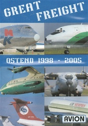 Great Freight Ostend 1998-2005  Freightliners DVD