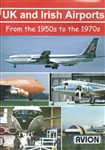UK and Irish Airports 1950s to 1970s 707 DC-4 DVD