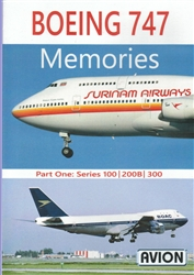 Boeing 747 Memories Part 1 DVD