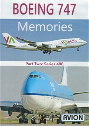 Boeing 747 Memories Part 2 Series 400 DVD