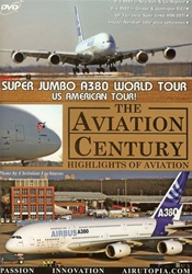 Super Jumbo Airbus A380 US American Tour DVD