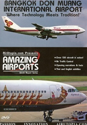 Bangkok Don Muang International Airport DVD