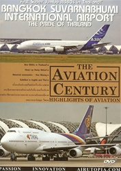 Bangkok Suvarnabhumi International Airport DVD