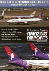Honolulu International Airport DVD