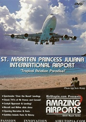 St. Maarten Princess Juliana International Airport DVD