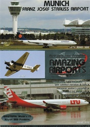 Munich Franz Josef Strauss Airport DVD