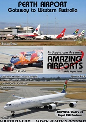Perth Australia International Airport DVD