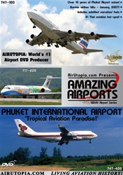 Phuket Thailand International Airport DVD